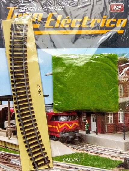 Tren Eléctrico Para Armar - Entrega Nº 12 - Salvat