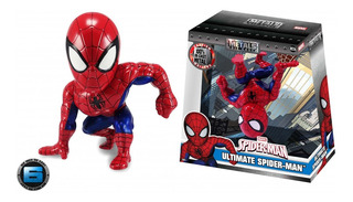 Metals Die Cast Ultimate Spider-man Jugueteria Bunny Toys