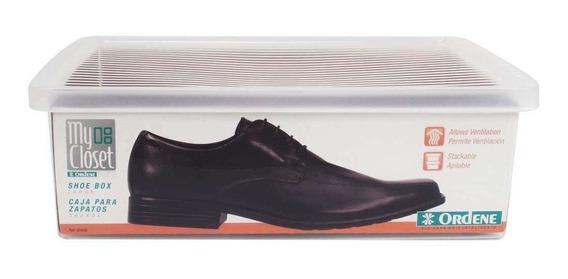 Caixa Organizadora Para Sapato Ou Tenis Ordene Tamanho Grand