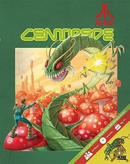 Idw Games Ataris Centipede Juegos De Mesa