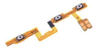 Flex Boton Volumen Encendido Huawei Nova 5t Modelo Yal L21