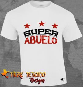 Playera Para Abuelos, Padres Mod 13 By Tigre Texano Designs