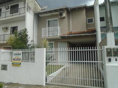 Casa No Iririú Com 3 Quartos Para Locação, 98 M² - 6933