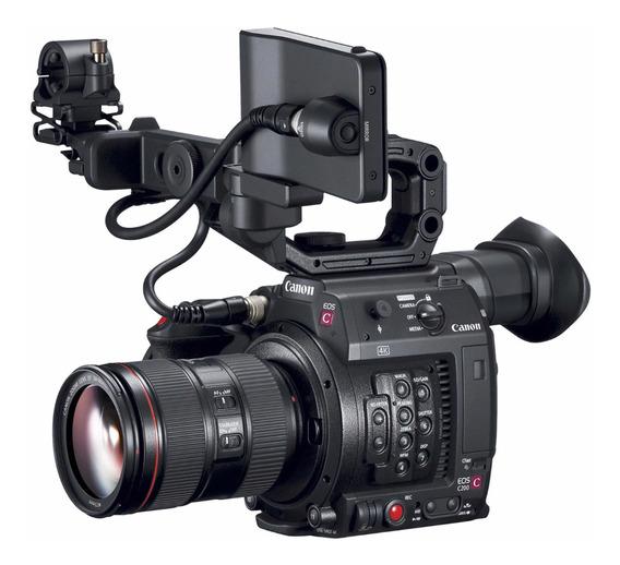 Canon Eos C200 Ef Cinema Camera Kit Com 24-105 F/4
