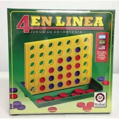 4 En Linea Grande Original Rubial