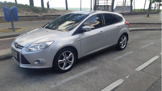 Focus 2104 2.0 Se Plus Com Multimidia Da Ford. Unico Dono.