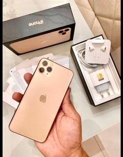 iPhone 11 Pro 512gb Gold Na Garantia