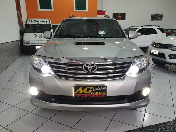 Toyota Hilux Sw4 7.lugares 2014 Apenas 78.000kms