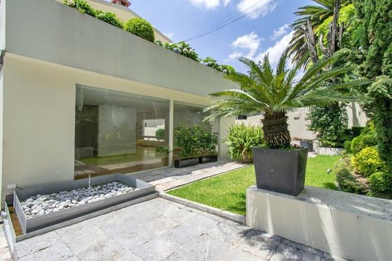 Casa En Venta / Renta Lomas De Chapultepec