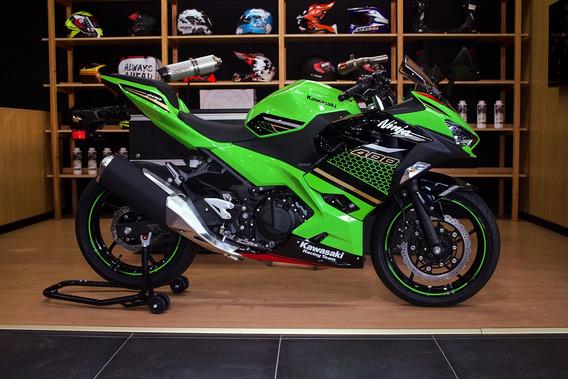 Kawasaki Ninja 400 Abs 2020 Lidermoto Line Up Completo !