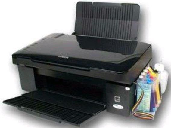 Impressora Multifuncional Tx115 Bulk-ink Sublimatica