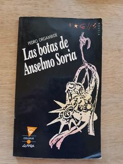 Libro Usado Las Botas De Anselmo Soria - Pedro Ombargide