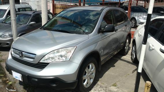Honda Cr-v 2.4 4x4 Lx 2007, Muy Buena! Financio, Permuto !!!