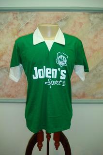 Camisa Futebol Nacional Patos Paraiba Jolens Jogo Antiga 633