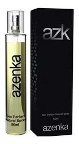 Perfume Nº 39 Silver Scent Azenka 50 Ml