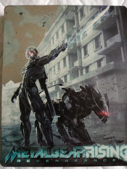 Metal Gear Rising Revengeance Ps3 Colecionador