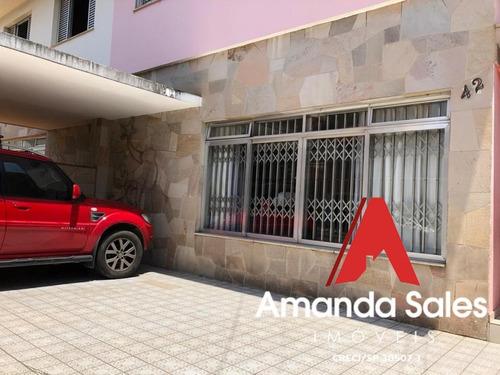 Casa Imperdível 165m², 3 Vagas, Perto Do Metrô Belém - Ap00596a