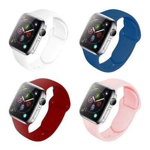 Pulseira Smartwatch Apple Watch 44mm Iwo 8,9,10,11,12
