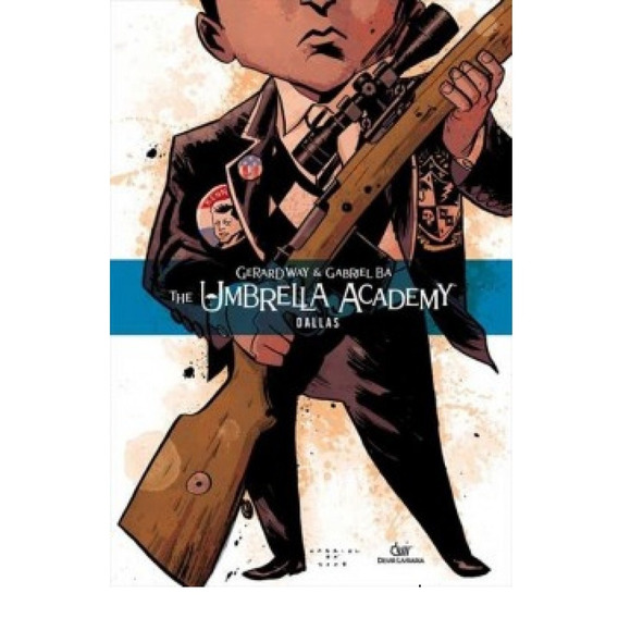 Umbrella Academy Dallas - Vol. 2 - Hq - Devir