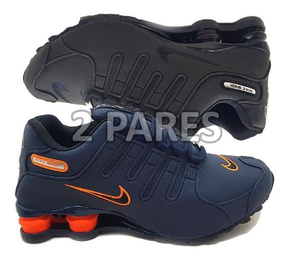 Promoção 2 Nike Sxhox Nz Eu Couro Sintético Importado Vietn