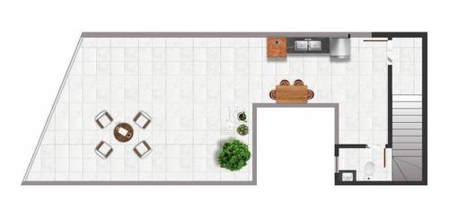 Cobertura Com 2 Dormitórios À Venda, 120 M² Por R$ 320.000,00 - Cidade São Jorge - Santo André/sp - Co4554