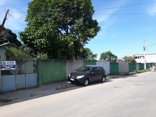 Lote, Qrts Para À Venda, Com 3.929,00 M², No Novo Horizonte,serra. - 791
