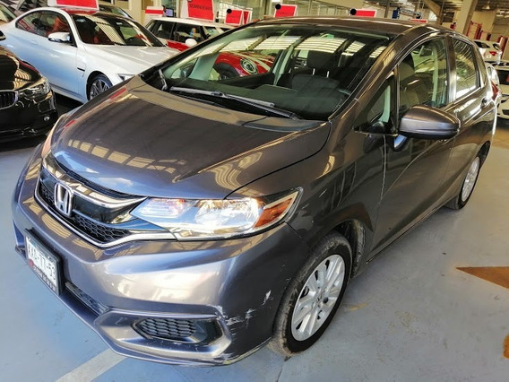 Honda Fit 1.5 Fun Mt 2018