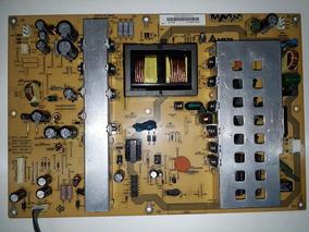Placa Fonte Tv Sharp Lc-52r64b Semi-nova Fotos Reais