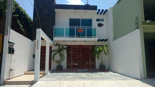 Local Con Departamento En Tampico Centro