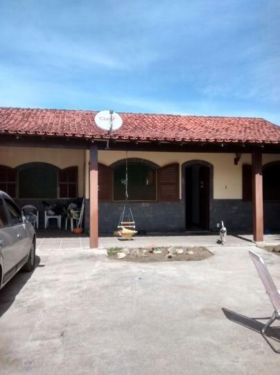 Casa 4 Dormitórios Ou + Para Venda Em Araruama, Barbudo (parati), 4 Dormitórios, 2 Suítes, 2 Banheiros, 3 Vagas - 93