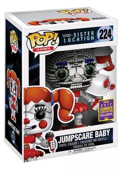 Funko Pop Five Nights At Freddy