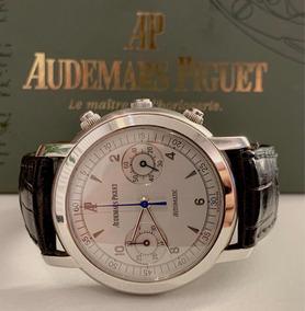 Audemars Piguet Jules Chronograph Automático , Completo!!!