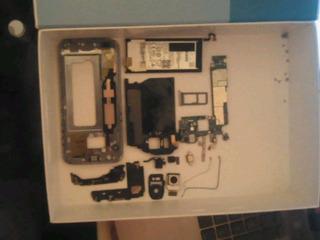 Refacciones, Piezas, Samsung Galaxy S7