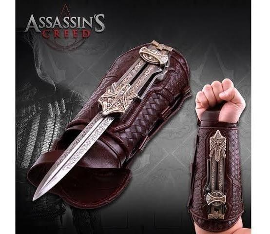 Lâmina Oculta Assassin Creed Filme!