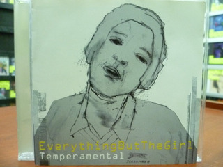 Cd Everything But The Girl Temperamental Madonna (top Music)