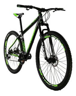 Bicicleta Aro 29 Venzo Aquila 24v Shimano Mecânico Sem Trava