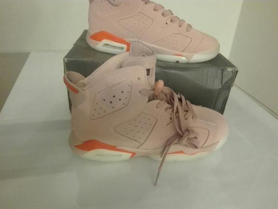 Zapatillas Mujer Basketball Jordan 6