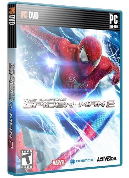 The Amazing Spider-man 2 O Jogo - Pc Dvd - Frete 8 Reais