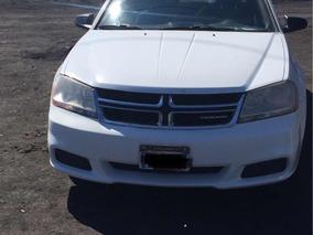 Dodge Avenger 2.4 Se X At 2012