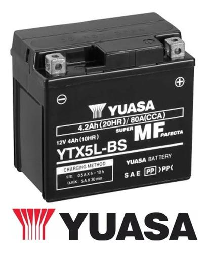 Batería Yuasa Ytx5l-bs, Envío.