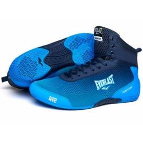 Tenis Everlast Forceknit Marinho/azul