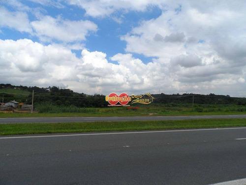 Imagem 1 de 2 de Terreno Industrial À Venda, Ponte Nova, Itatiba - Te0495. - Te0495