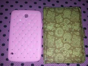 Capinhas Para Tablet Samsung,duas Semans De Uso.