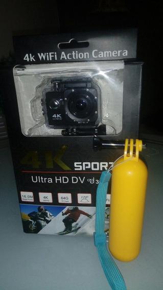 Câmera Go 4k Esporte Wi-fi