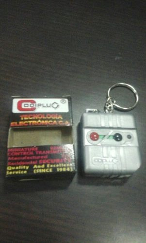 Control Remoto Codiplug Clon 2 Para Porton Electricos
