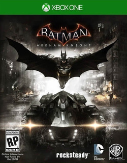 Batman Arkham Knight Xbox One Codigo Digital Entrega Inme