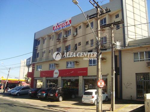Sala Para Alugar, 33 M² Por R$ 600/mês - Jardim América - Goiânia/go - Sa0193