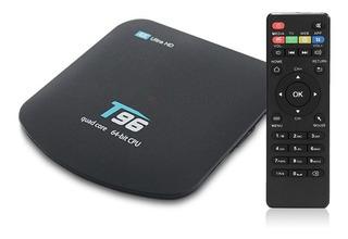 Tv Box T96 4k Ultra Hd