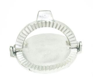 Cierra Empanadas 12 Cm Fundicion De Aluminio Molde Repulgue