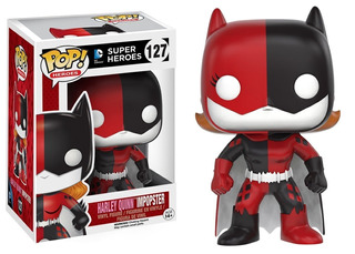 Funko Pop! Harley Quinn Impopster 127 - Dc Super Heroes